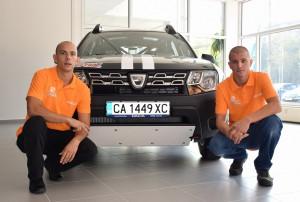 Dacia Rally Team готови за Balkan Breslau Rallye 2014