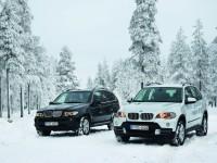BMW X5 чукна 15 години (галерия)