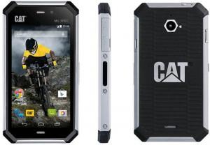 4G, HD, IP67: новият ултрасмартфон CAT S50