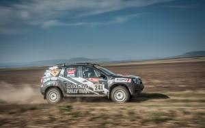 Уникален дебют за Dacia Rally Team в Balkan Breslau Rallye