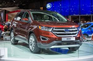 Европейската версия на Ford Edge е готова