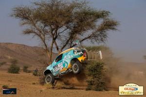 Кома си подари победа в етап 4 на рали Мароко 2014 за ЧРД