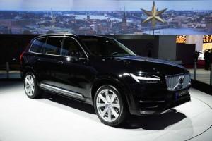 Разпродадоха половината квота Volvo XC90 за България