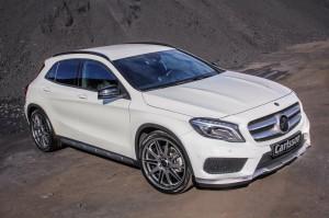 Carlsson представи тунинг програмата си за Mercedes GLA