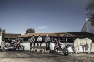 Red Bull пак кърти с The Gardians of the Dakar 2015 (видео)