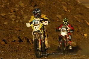Africa Eco Race 2015: report Day 4