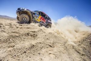 Dakar 2015: report stage 5 Copiapo – Antofagasta (video)