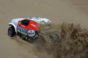 Dakar 2015: report stage 6 Antofagasta – Iquique