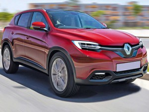 Renault Kadjar ще дебютира на 2-ри февруари