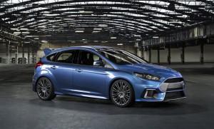 Ford Focus RS с 320 к.с. и (най-накрая) 4×4!
