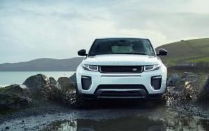 Ето го обновения Range Rover Evoque (галерия)