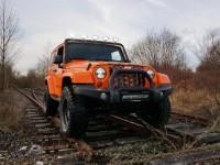 Geiger-ов брояч: Jeep Wrangler Sport 3.6L Supercharged