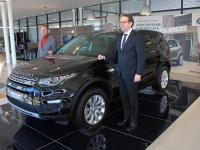 Land Rover Discovery Sport е в България