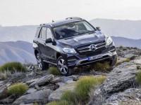 Ето го новият Mercedes GLE (ex-ML)
