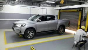 Идва осмото поколение на работягата Toyota Hilux