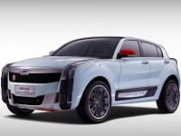 Хибриден Qoros 2 SUV PHEV за младите