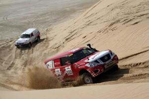 Sealine Cross Contry Rally 2015 започва в Катар
