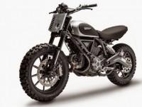 Ducati Scrambler Dirt Track: адска оф-роуд машина