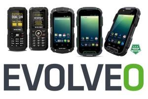 Здрави и достъпни: екстремните телефони Evolveo