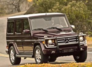Mercedes G500 получава нов V8 битурбо мотор
