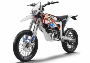 KTM Freeride E-SM на пазара този месец