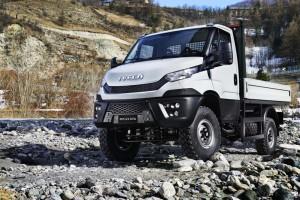 Готово е новото поколение Iveco Daily 4×4