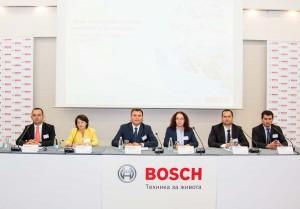 Bosch със сериозен растеж в България