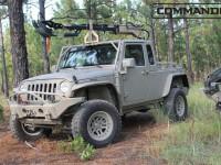 Hendrick Commando е правнукът на военния Jeep Willys