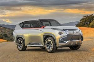 Следващият Mitsubishi Pajero до 2 години и като хибрид