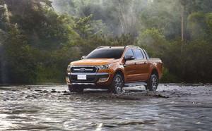 Дебют за обновения Ford Ranger Wildtrak 2015