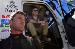 Марк Кома няма да се състезава в рали Дакар!