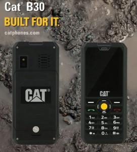 Новият CAT B30: здрав и бюджетен, 3G и две сим карти