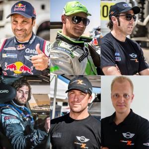 X-Raid отива на Baja Aragon с 6 болида MINI ALL4 Racing
