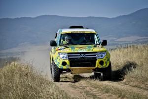 Родна доминация и в етап 2 на Balkan Offroad Rallye 2015