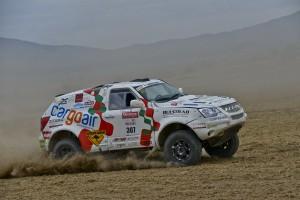 Силно българско участие в Balkan Offroad Rallye 2015