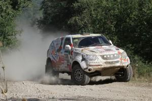 Удържаме фронта и в етап 3 на Balkan Offroad Rallye 2015