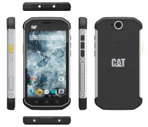 Новият екстремен 4G смартфон CAT S40