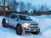 Arctic Trucks Ford F-150 е властелин на снега и леда (видео)