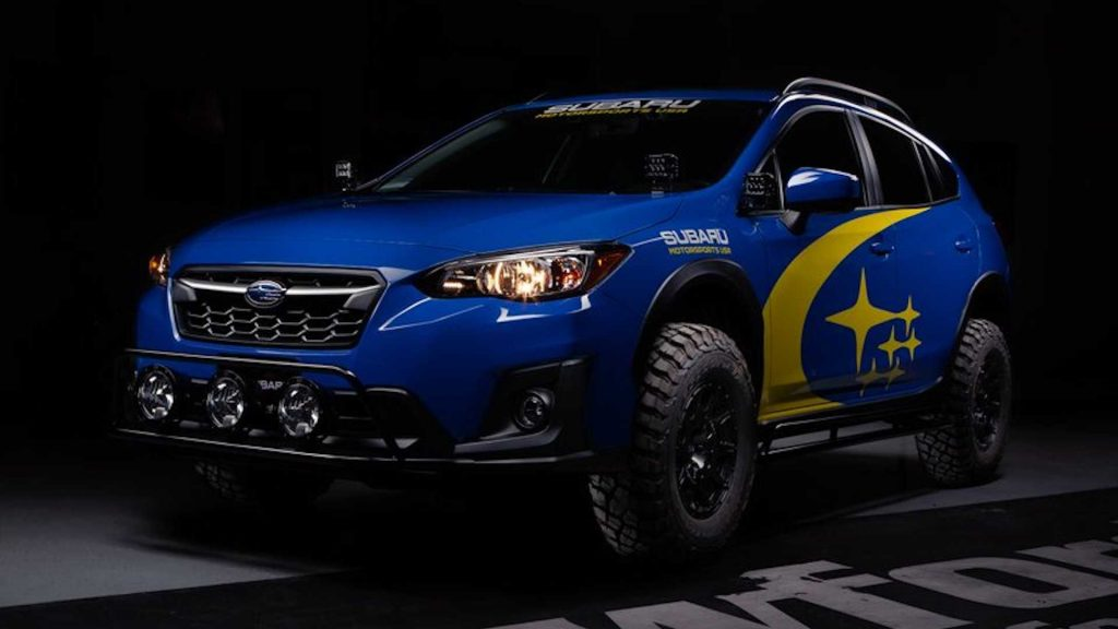 Subaru XV / Crosstrek Crawford Performance kit