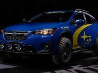 Как да превърнеш миловиден Subaru XV в пустинна тупалка