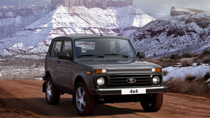 Ентусиазъм: Lada 4×4, произведена в Германия?