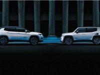 Compass 4xe и Renegade 4xe: първите плъг-ин хибриди на Jeep