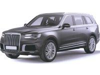 Aurus Komendant: така ще изглежда луксозният руски SUV