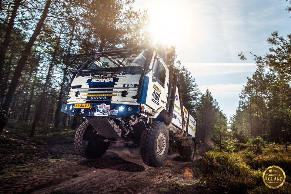 Breslau Poland 2020: Leg 2 trucks
