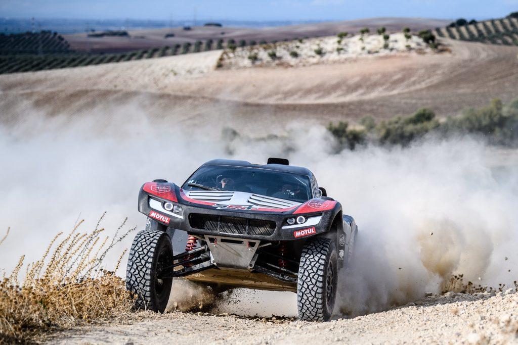 Andalucia Rally 2020 shakedown