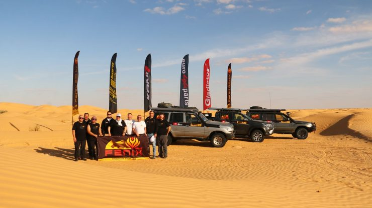Fenix Rally 2021: една българска авантюра в Сахара